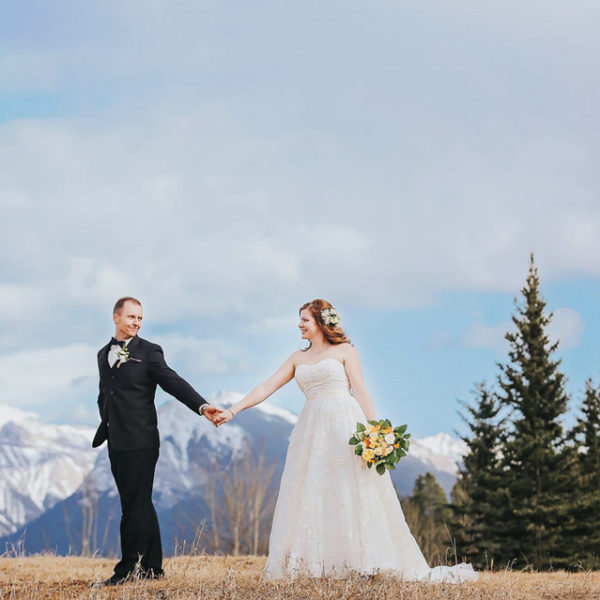 Wedding at Canmore Murrieta's Bar & Grill