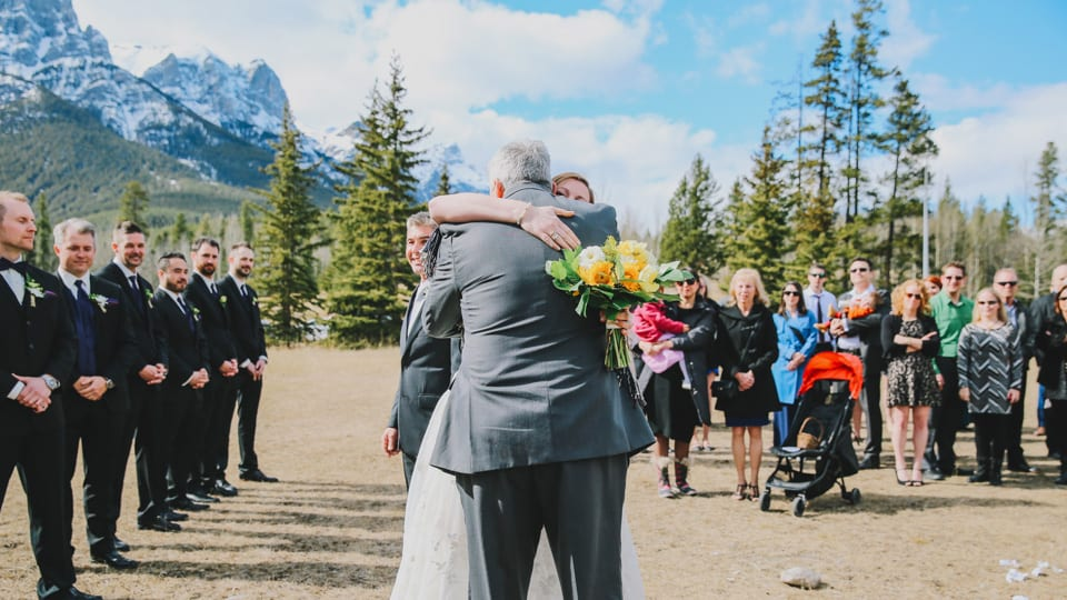 Wedding At Canmore Murrieta S Bar Amp Grill Winter Lotus Photography