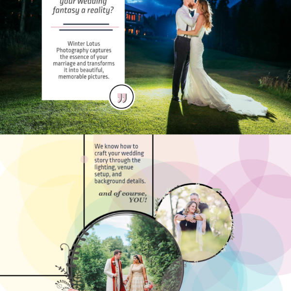 Want to make your wedding fantasy a reality?