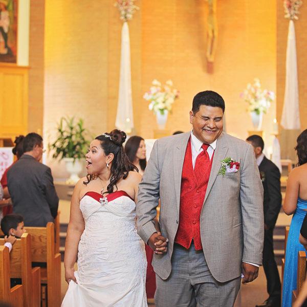 Ada & Wilson's Wedding in Calgary
