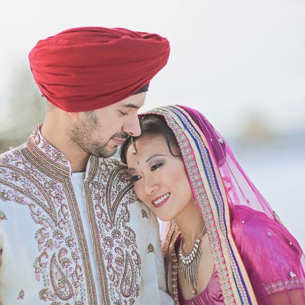 Roselina+Kanwar Indian/Chinese Wedding