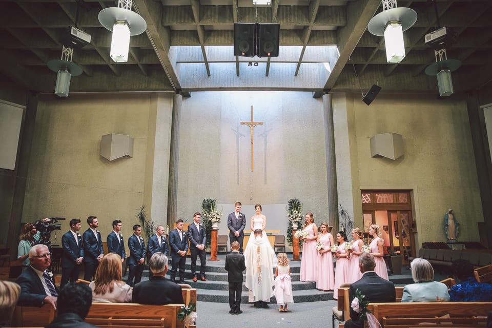 Jackie and todd wedding