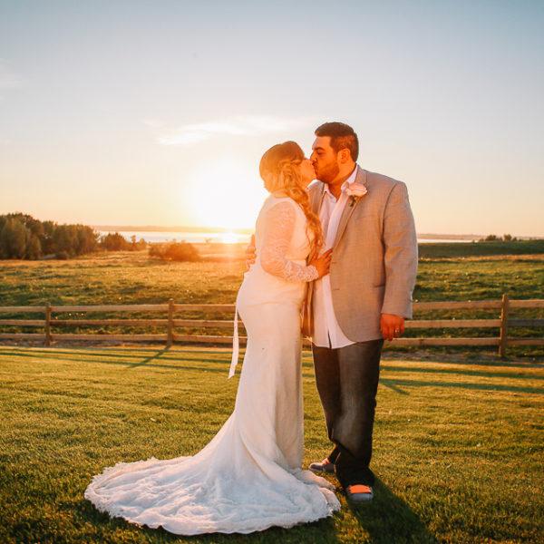 Raegan + Pat Country Rustic Wedding at Rocking R Guest Ranch