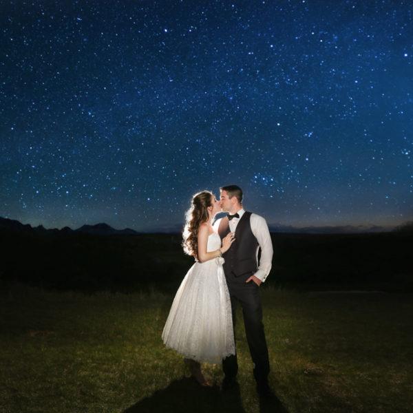 Rheon + Matt Wedding at Cochrane RancheHouse