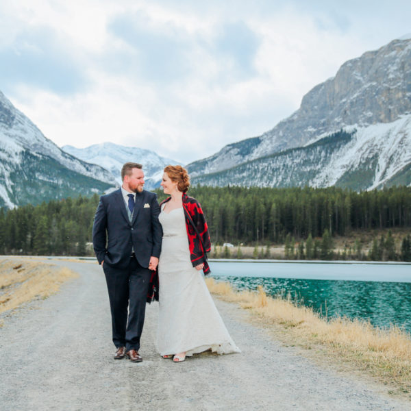 Cornerstone Theatre Canmore Wedding